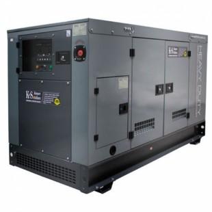Дизельный генератор Konner&Sohnen KS 22-3R/IMA