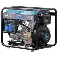 Дизельный генератор Konner&Sohnen KS 6100HDE «HEAVY DUTY»
