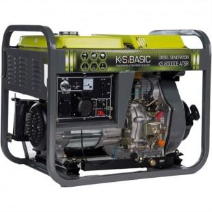 Дизельный генератор Konner&Sohnen KS 8000DE ATSR BASIC