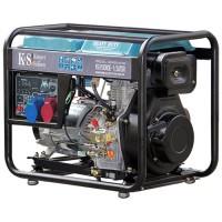 Дизельный генератор Konner&Sohnen KS 8100HDE-1/3 ATSR «HEAVY DUTY»