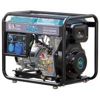 Дизельный генератор Konner&Sohnen KS 8100HDE «HEAVY DUTY»