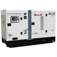 Дизельный генератор Matari MC110