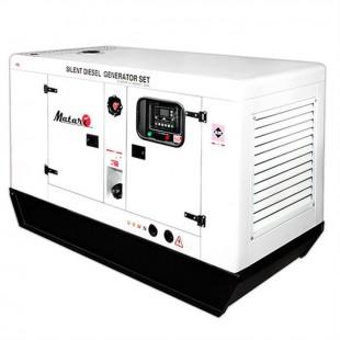 Дизельный генератор Matari MD 16 Mitsubishi