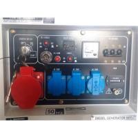 Дизельный генератор NiK DG12000 (TM12000LDE3)