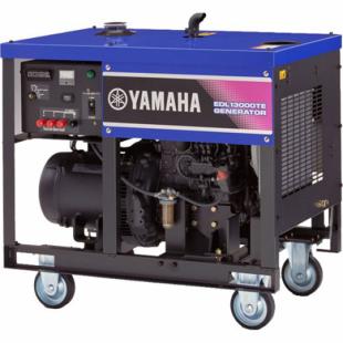 Дизельный генератор Yamaha EDL13000TE