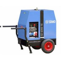 Электростанция SDMO SD 6000 TE-XL