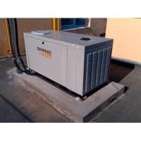 Газовый генератор GENERAC QT 27
