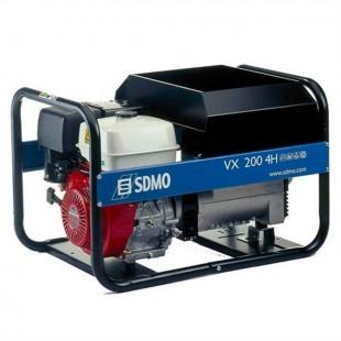 Сварочный генератор SDMO VX 200/4 H-S