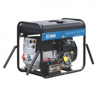 Сварочный генератор SDMO Weldarc 300 TDE-XL-C